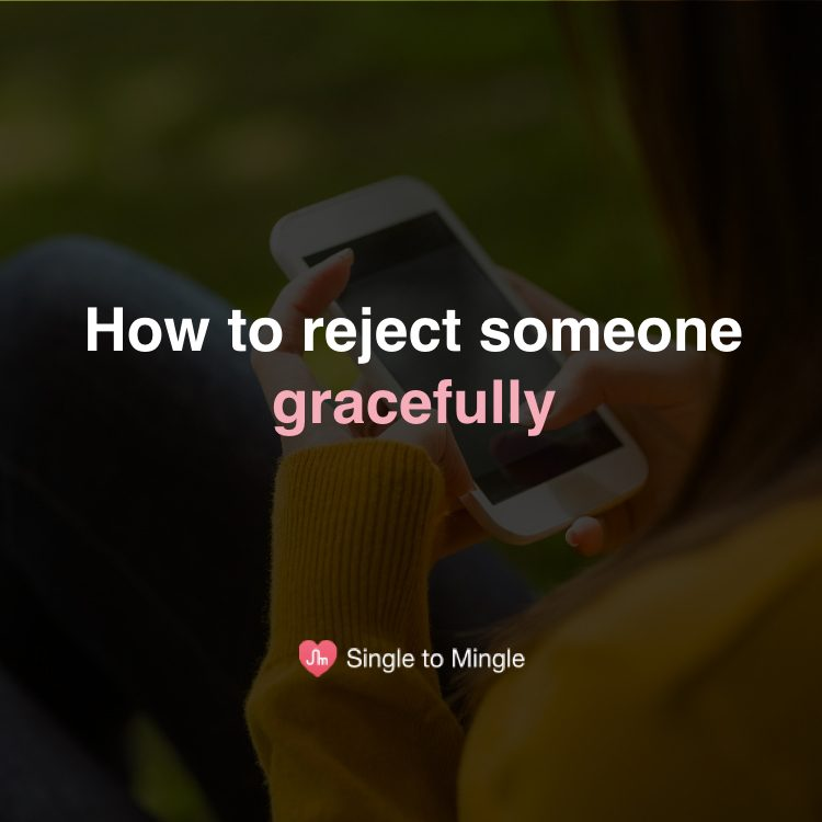 How to turn someone down gracefully
